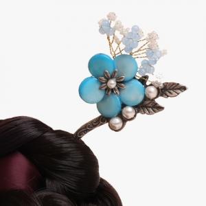 비취나무 뒤꽂이(벽색)